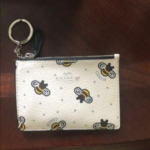 🐝Coach Card Holder🐝